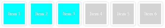 Ejemplo selección n primeros elementos